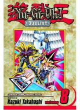 Манга | Yu-Gi-Oh Duelist vol.08