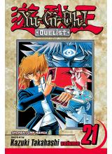 Манга | Yu-Gi-Oh Duelist vol.21