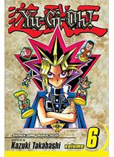Манга | Yu-Gi-Oh vol.06