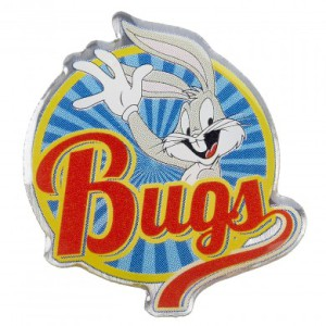 Enamel Pin Badge Bugs Bunny
