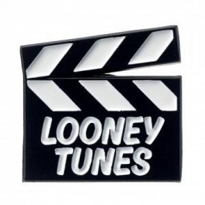 Pin Badge Looney Tunes Clapper Board